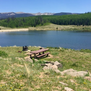 Love Lake, Creede CO